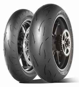 DUNLOP 120/70ZR17 58W D212 GPR Medium DOT2617